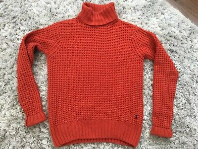 Joules Ladies Chunky Knit Jumper Size S (8-10)