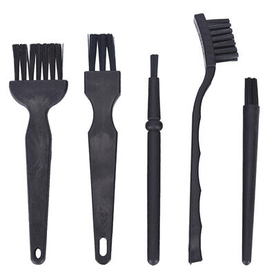 5pcs ESD Anti-static Cleaning Brush Set for PCB Repair Soldering Kit A HH