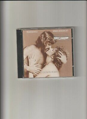 A Star Is Born ( Streisand & Kristofferson ) Soundtrack Cd