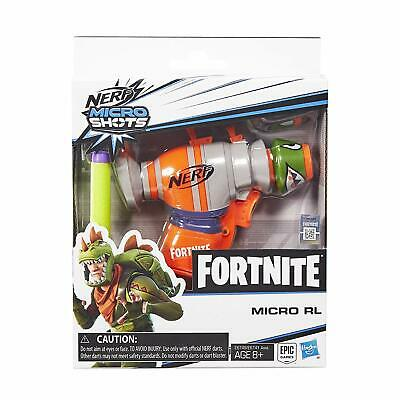 Nerf Fortnite MicroShots Fortnite Micro Shots Micro RL