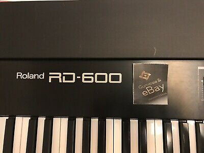 Roland  Rd600 RD-600 Midi Keyboard Digital Piano All Working Excellent Condition