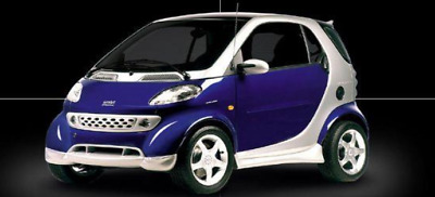 Orciari-Styling-Kit Smart ForTwo