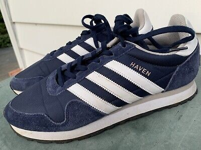 ADIDAS HAVEN UNISEX Original Red White Brown BY9714 Size 4