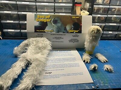 "Custom Sideshow/ Hot Toys Star Wars Cantina Scum & Villainy ""Muftak"" Figure Kit"