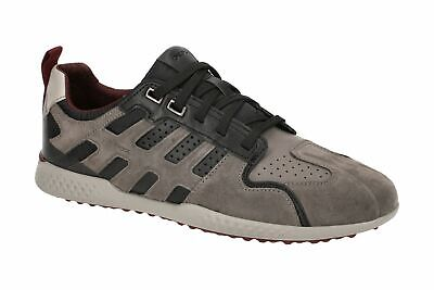 GEOX RESPIRA SPORTS Snake K Men's Sneakers Low Shoes U4207K