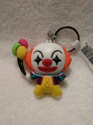Horror Properties Figural Keyring Series 2 Original Pennywise w Balloons