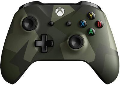 Microsoft Xbox One S Wireless Controller Armed Forces II (Special Edition) - UD