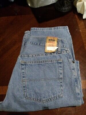 Mens Urban Pipeline Regular Fit Jeans!  Size 36x32!  NWT! Light Wash!