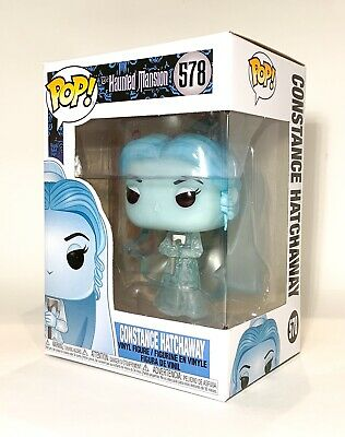 Funko Pop Haunted Mansion #578 CONSTANCE HATCHAWAY Disney 50th Anniversary