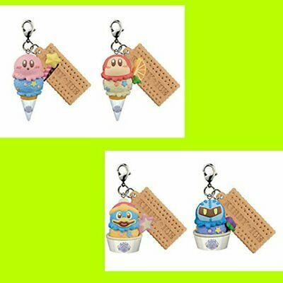 Kirby of most lottery star sweet party F Award rubber collection all four F//S