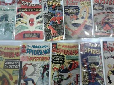 XL Lot of 50  Comics + DC MARVEL & INDEPENDENT Comic Modern-Copper Age Comics