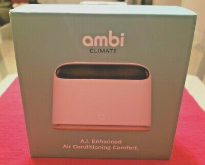 Ambi Climate 2 WiFi AC Control for Remote-Controlled Window Air Conditioner
