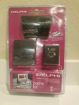 Delphi SkyFi Home Adapter Kit XM Satellite Radio