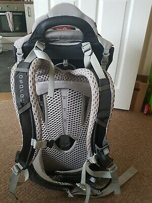 Osprey Poco AG Premium Baby/Child Carrier + Backpack + Sunshade + Rain Cover