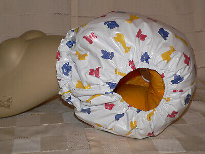 R21*double sewed on diaper*PVC /doppelt genähte Windelhose*Spreizhose Adult Baby