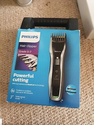 Philips Cordless Hair Clippers Grade 0-7 HC5450    RO 114148