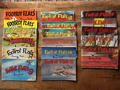 Footrot Flats Collection by Murray Ball, 17 Titles