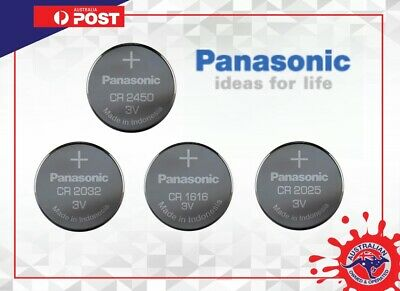 Panasonic Lithium Battery Wholesale Tray Packaging Cr2032 Cr1616 Cr2025 Cr2450