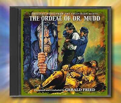THE ORDEAL OF DR. MUDD Gerald Fried RARE TV MOVIE SCORE