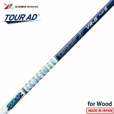 from JAPAN GRAPHITE DESIGN GOLF JAPAN Tour AD VR VR-6 SR for WOOD TW ISHIKAWA