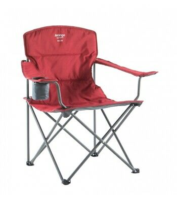 NEW VANGO CHNMONARCE27TDC MONARCH II EXCALIBUR FOLDABLE CHAIR CAMPING FESTIVAL