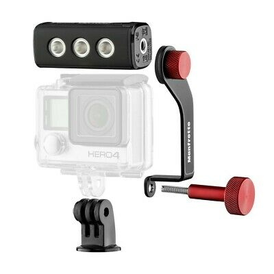 Manfrotto Off Road Thrilled Light, Opened - Never Used (Go Pro Compatible)