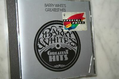 Barry White ?– Barry White's Greatest Hits