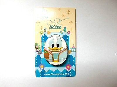 Disney PIn- HKDL MA Member Exclusive 2018 Collectible Disney Easter egg (Donald)