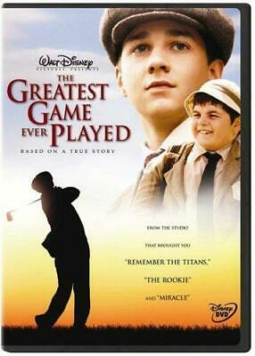 The Greatest Game Ever Played [DVD], Good DVD, Danette MacKay, Nicolas Wright, S
