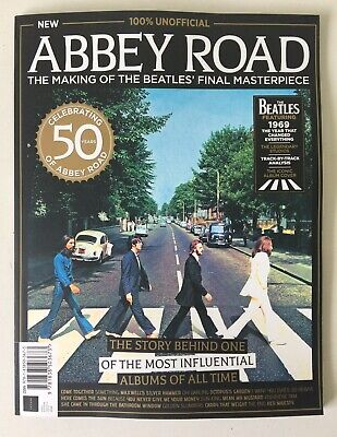 The BEATLES : ABBEY ROAD : The Making of the Beatles Final Masterpiece - 50th