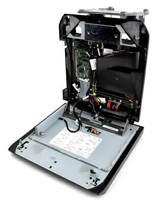 Printer /& Stand NCR 7402-2151 Complete Kiosk w// Intg Scanner Fixed-Angle Mount