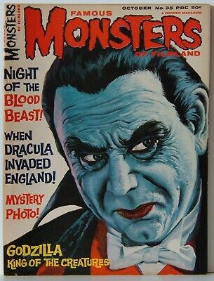 Famous Monsters of Filmland #35