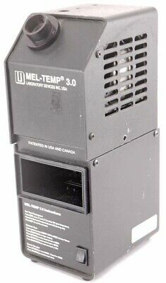 Laboratory Devices Mel-Temp 3.0 Electrothermal Melting Point Apparatus Module