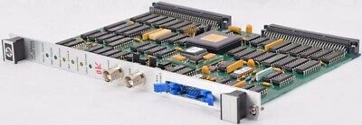 HP Agilent 10895A VMEbus Laser Axis Plug-In Board Assembly 10895-60001