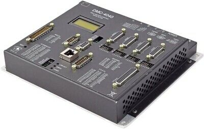 Galil DMC-4040 Stand-Alone Ethernet I/O Interface Motion Controller Panel