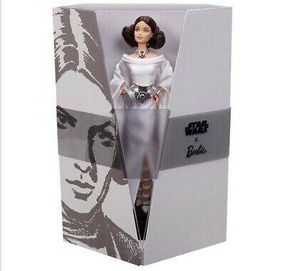 Princess Leia x Barbie Star Wars LIMITED EDITION (PREORDER) [FREE SHIPPING]