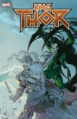 King Thor #2 Reg NM *PRE SALE* ORDER CUT OFF DATE SEPT 22ND Marvel Ships Oct 16