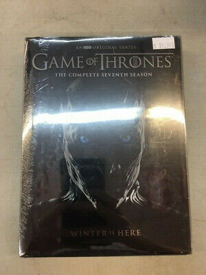 Game of Thrones: Complete Seventh Season (DVD, 2017) Brand New/Sealed