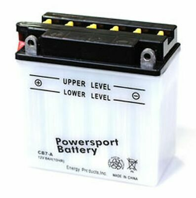 Replacement Battery For Batteries And Light Bulbs Yb7-A