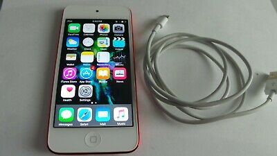 Apple iPod Touch 5th Generation Red Special Edition (64 GB) Good Condition