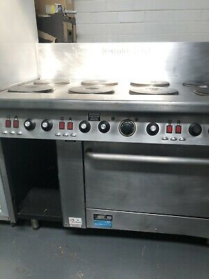 Goldstein 8 Burner Electric Oven
