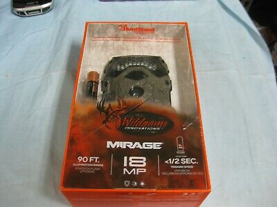 New Other! Wildgame Innovations Mirage HuntStand 18 MP Trail Cam