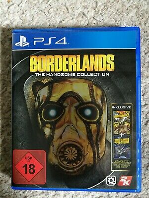 Borderlands: The Handsome Collection (Sony PlayStation 4, 2015, DVD-Box) wie NEU