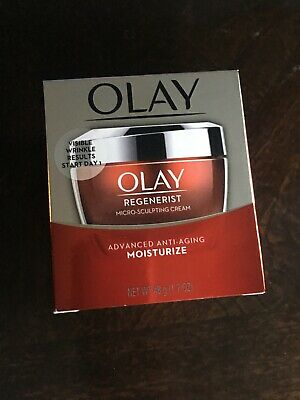 NEW!! Olay Regenerist Micro-sculpting CREAM 1.7oz