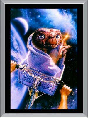 ET The Extra Terrestrial A1 To A4 Size Poster Prints