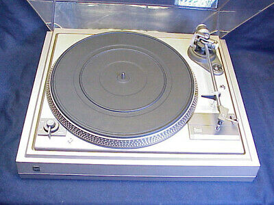 Dual CS 505-1 - Plattenspieler Turntable - HiFi belt drive -81/83 - Revidiert #2