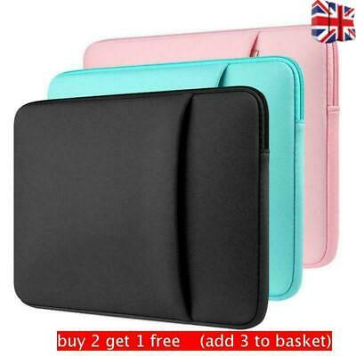 1PC Laptop Bags Sleeve Case Cover For MacBook Air/Pro 11/13/14/15.6 inch