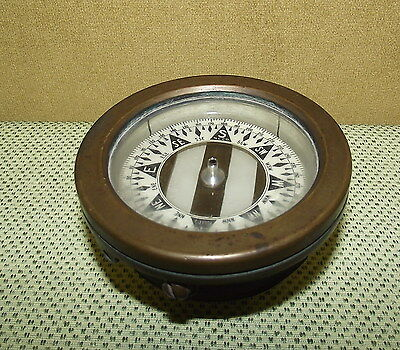 Nautical compass from the 19th century
