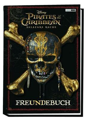 Disney Pirates of the Caribbean: Salazars Rache - Freundebuch