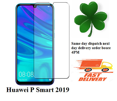 Huawei P Smart  2019 Tempered Glass Mobile Phone Screen Protector cover